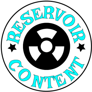 reservoir content